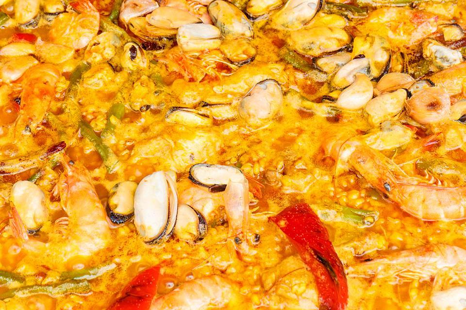 Les spécialités à l'huile de palme , Le xinxin de galinha , Brésil