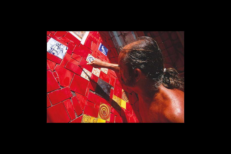 I quadri contemporanei , I colori , Brasile