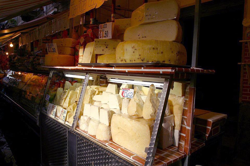 Die Märkte , Italien