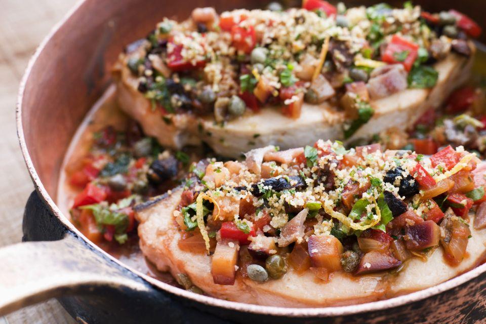 Pomodori, sicilia, Le ricette tipiche, Le tradizioni, Sicilia