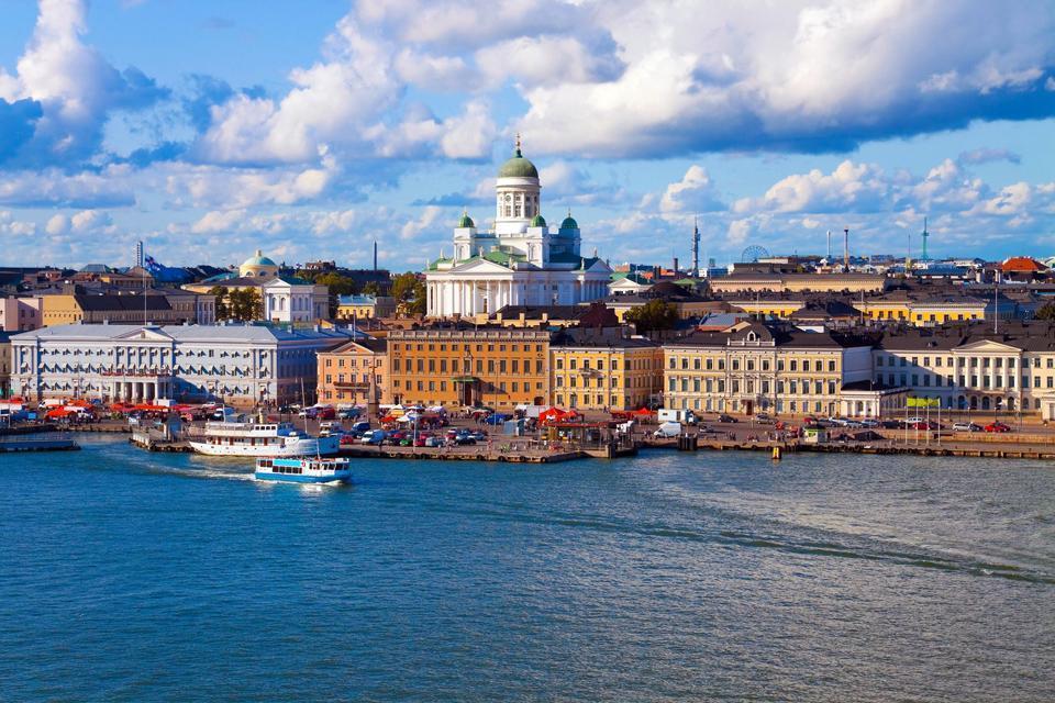 Crociera , Il Baltico, legame tra i paesi nordici , Finlandia