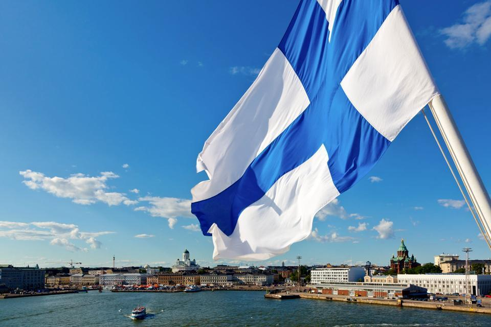 Crociera , Helsinki, città costiera , Finlandia