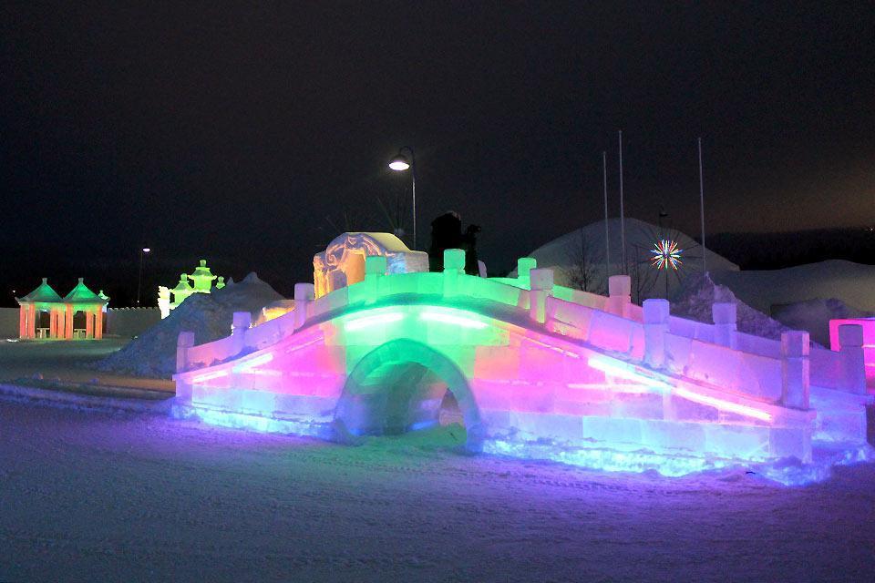 Das Schneeschloss , Finnland