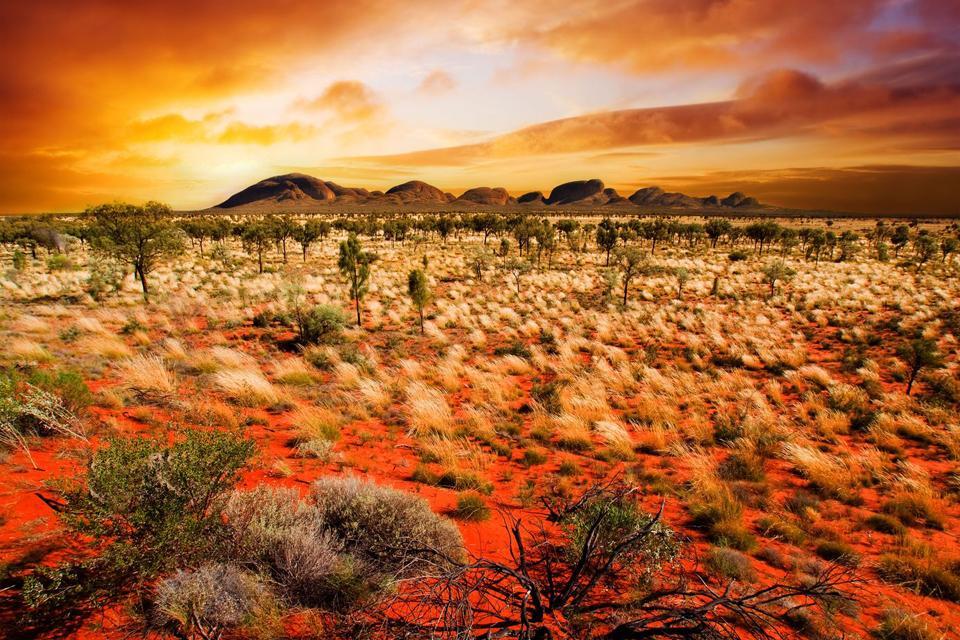 Painted Hills , Australie