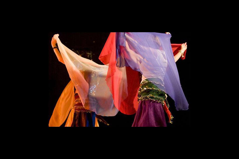 Der orientalische Tanz , Orientalischer Tanz , Ägypten