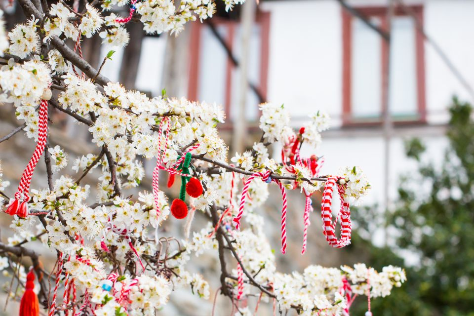 Les traditions, baba marta, bulgarie, europe, tradition, fête
