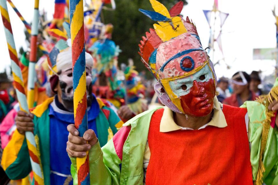 Inti Raymi à Sacsayhuaman , Perù