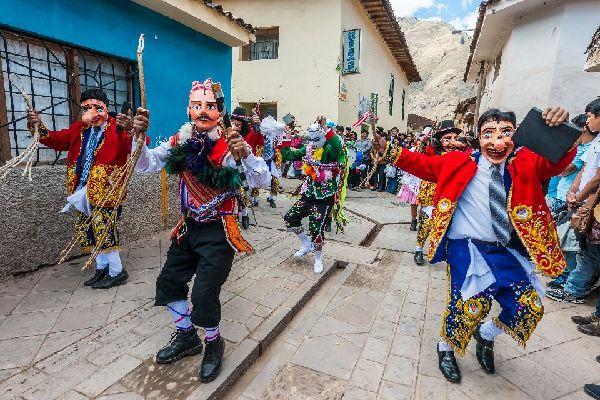 Music and dances , Peru's musical tradition , Peru