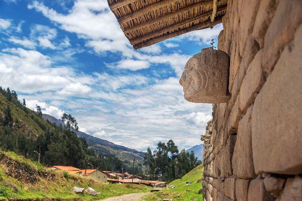 The Olleros trek ? Chavin , Peru