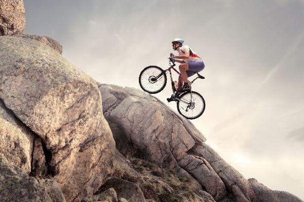 Mountain cycling , The Huascaran cycling tour, Peru , Peru