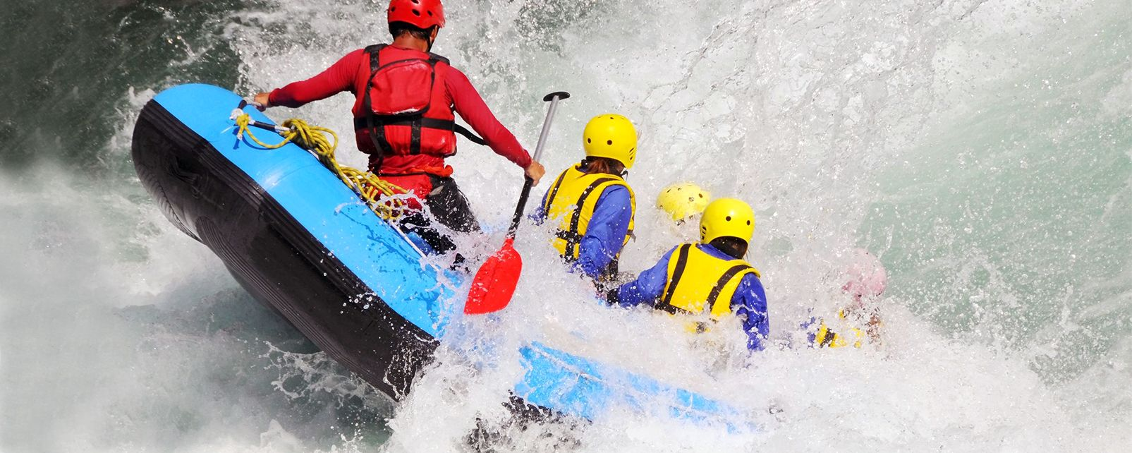 Rafting on the Colca river , Colca River, Peru , Peru