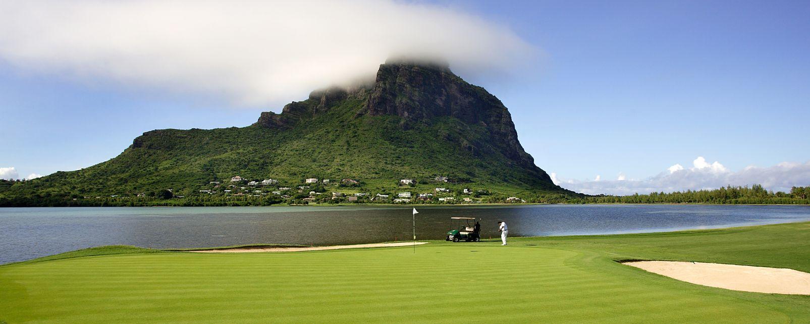 Les activités et les loisirs, ile, île, maurice, golf, sport, océan indien, afrique, green