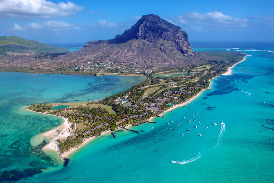 The Bel Ombre Domain, Mauritius, Golfing, Activities and leisure, Mauritius