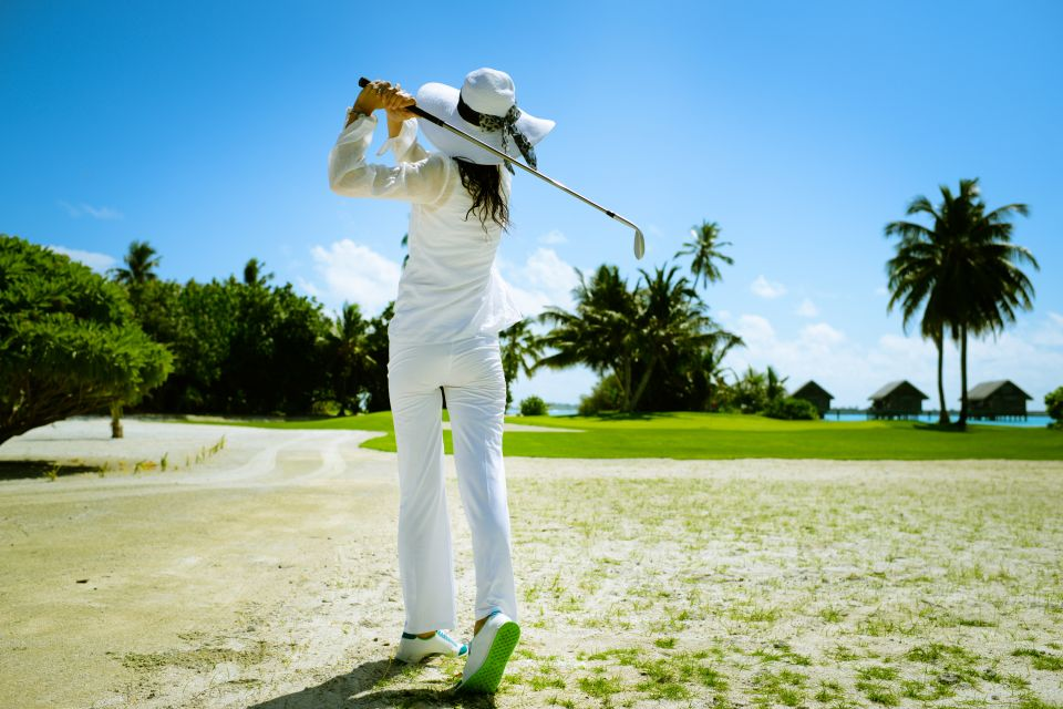 A golfer's paradise, Mauritius, Golfing, Activities and leisure, Mauritius