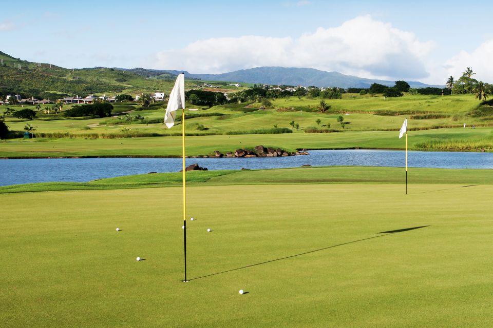 The origins of golf, Mauritius, Golfing, Activities and leisure, Mauritius