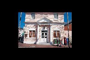 Pompey Museum , El museo de Pompey , Bahamas