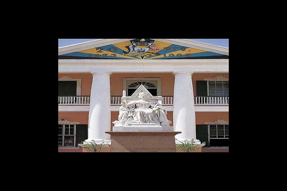 The ceremonies , The Supreme Court , Bahamas