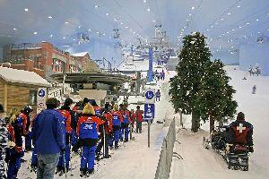 Ski Dubaï , Ski Dubai , United Arab Emirates