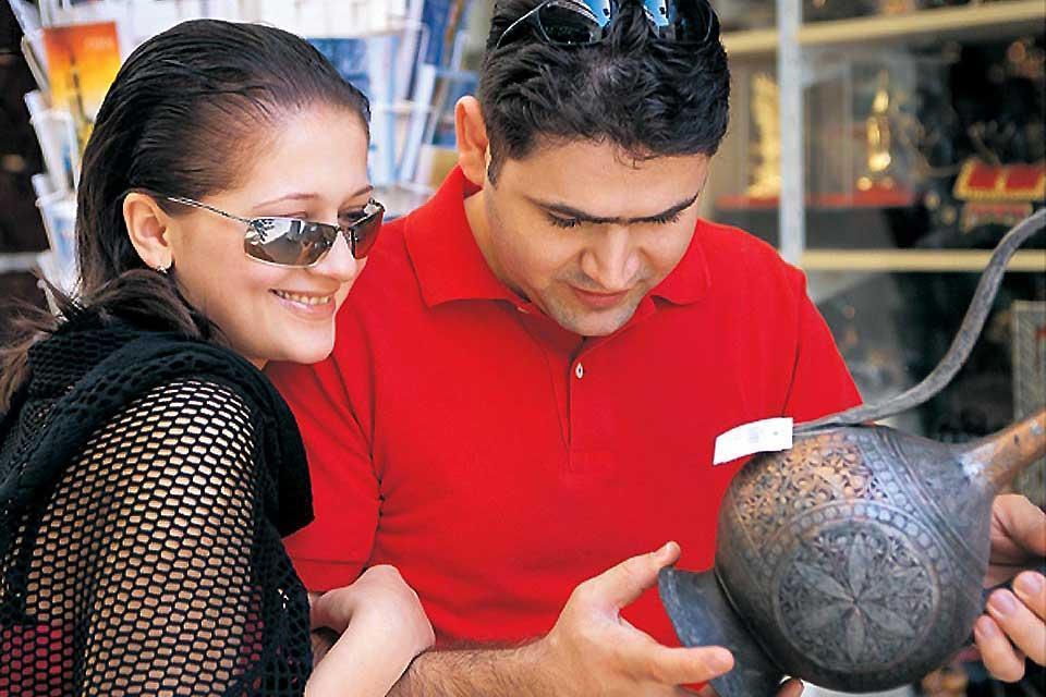 Les shopping festivals , Dubai en duty-free , Dubaï et les Emirats