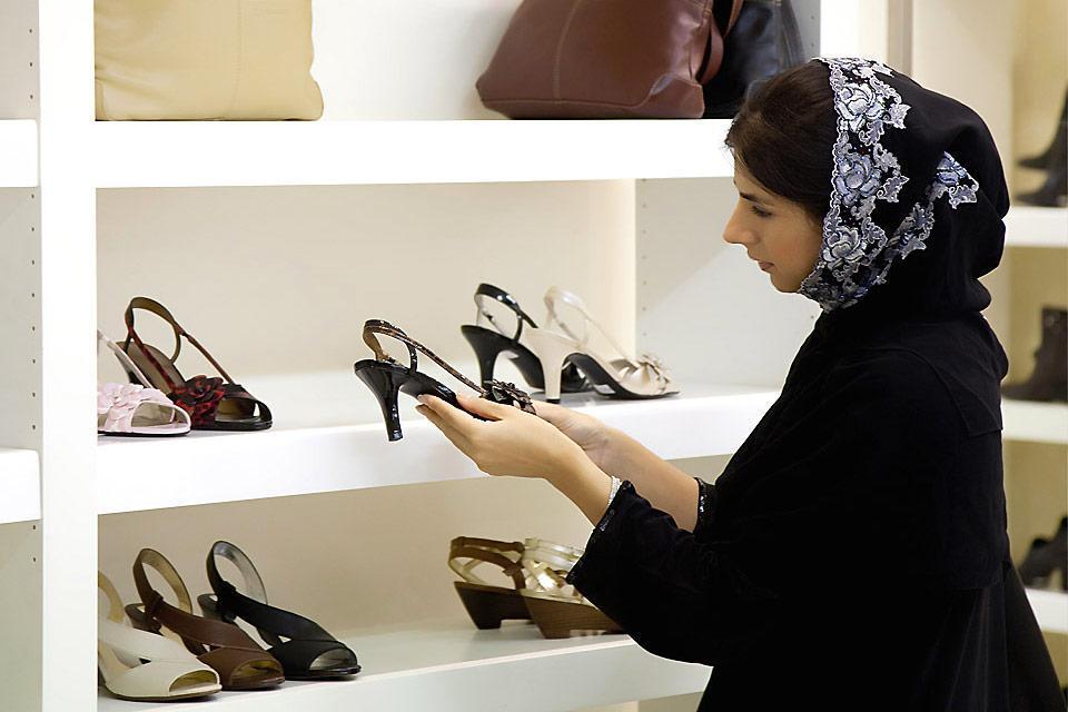 Les shopping festivals , Shopping pharaonique , Dubaï et les Emirats