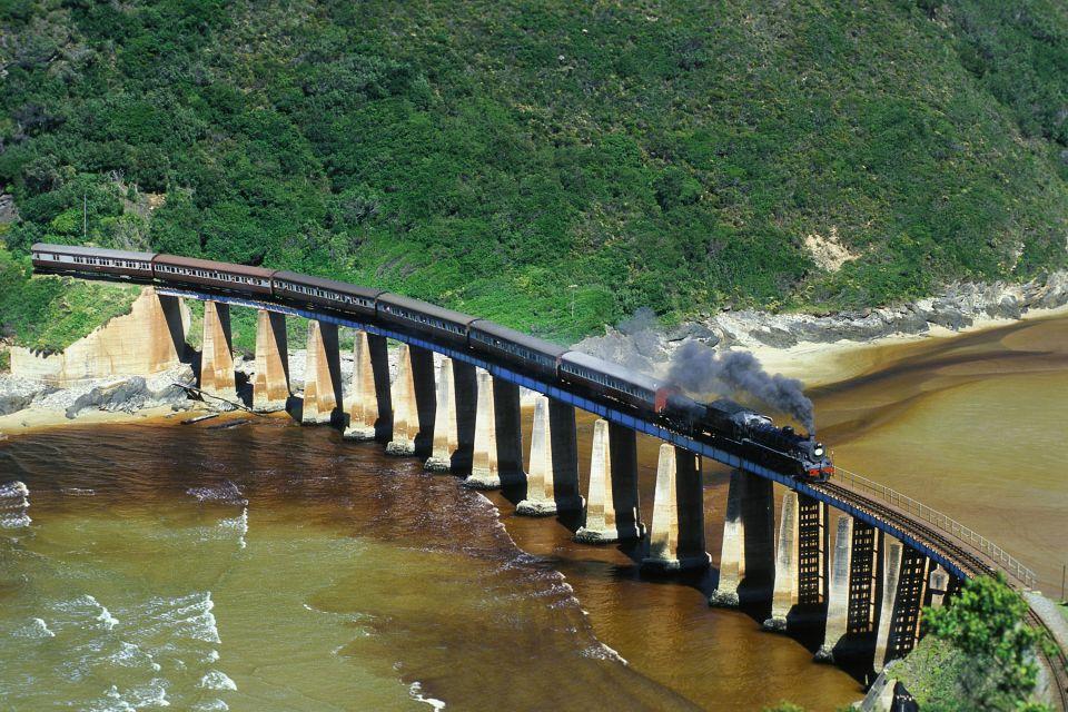 Il Wilderness National Park, Wilderness, Le rive, Sudafrica