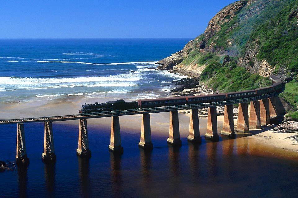 , Wilderness, Le rive, Sudafrica