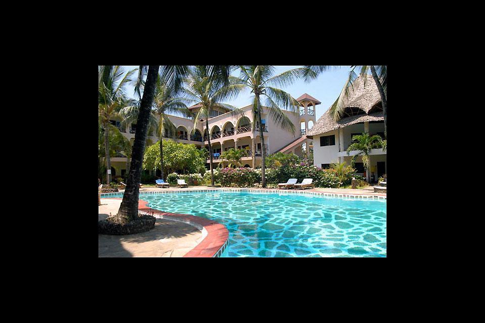 Lodges , Aquarius Resort , Kenya