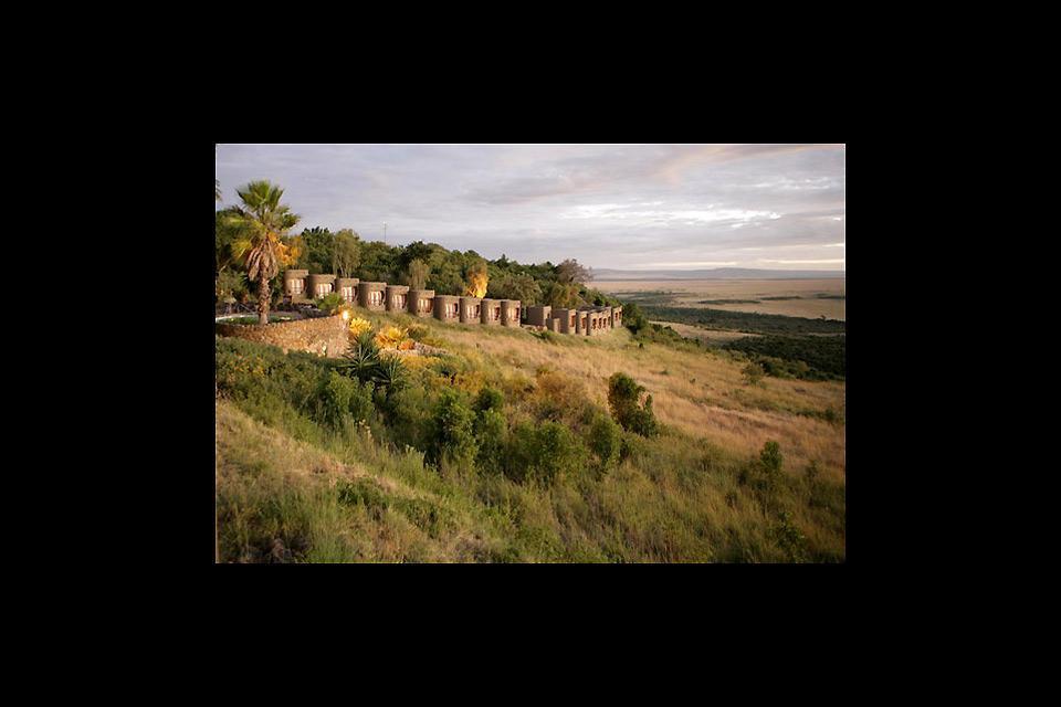 Los hoteles , Hoteles , Kenia
