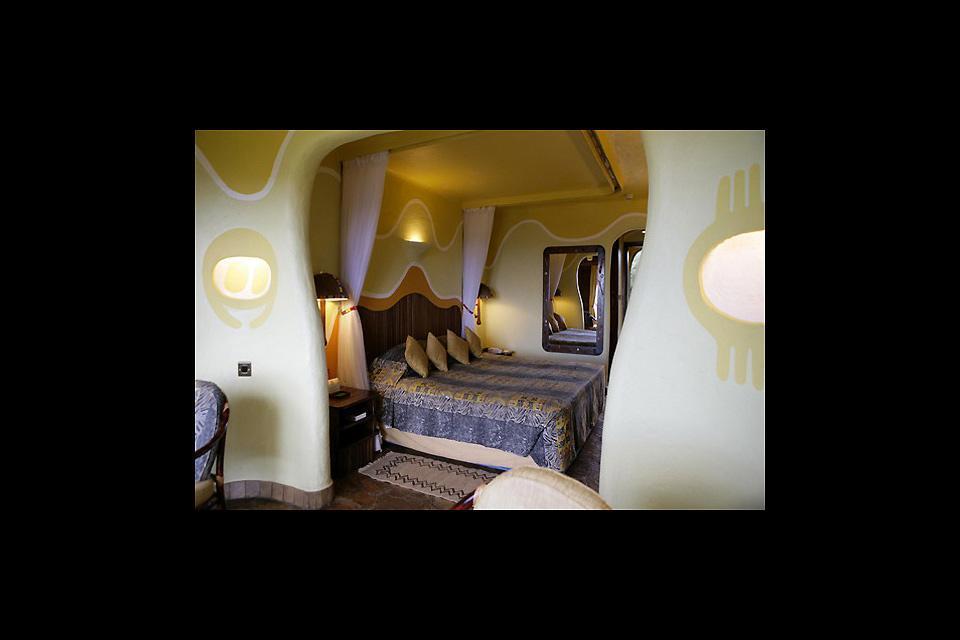 Los hoteles , El Mara Serena Safari Lodge , Kenia