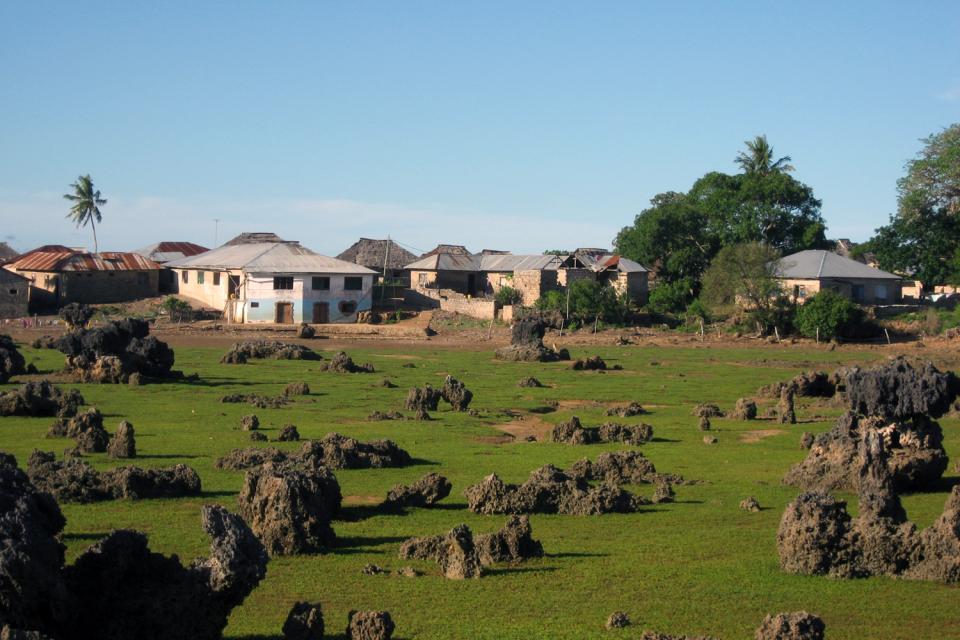 Wasini , Kenia