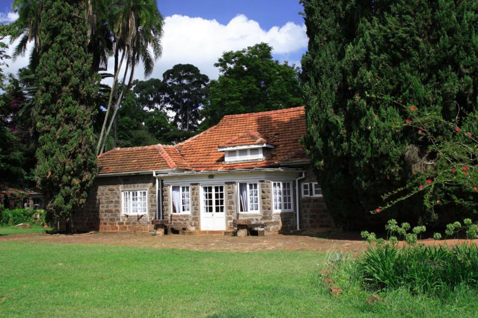 Blixen Museum , Das Karen Blixen-Museum , Kenia