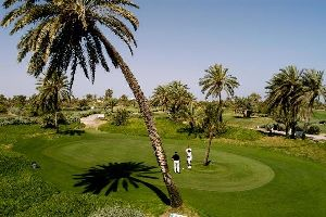 Les terrains de golf , Tunisie
