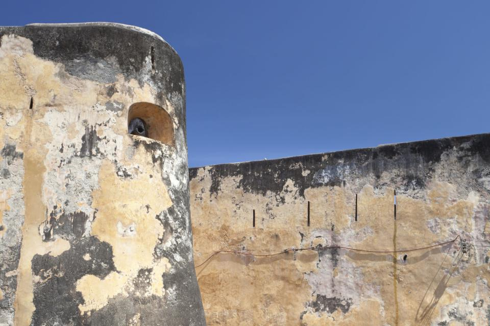 Il Fort Jesus , Kenya