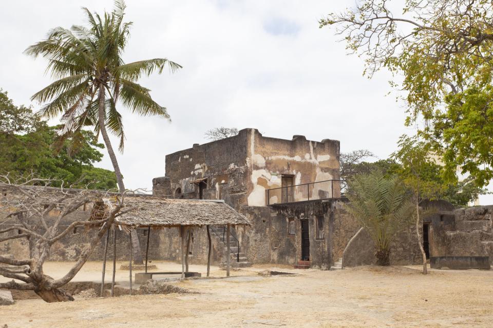 Il Fort Jesus , Patrimonio mondiale , Kenya