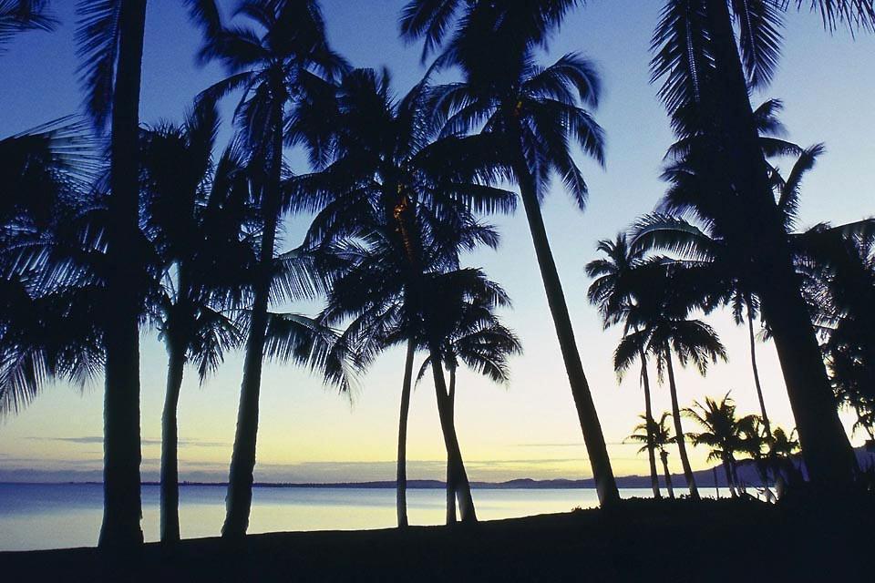 Viti Levu , Plage de Viti Levu , Fidji
