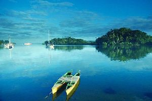 Vanua Levu , Voyage à Vanua Levu , Fidji