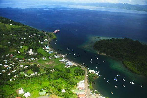 Vanua Levu Island , A stay in Vanua Levu , Fiji
