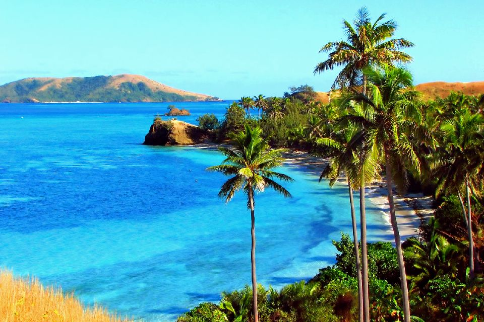 Les îles Yasawa et Mamanuca , Les îles Yasawa , Fidji