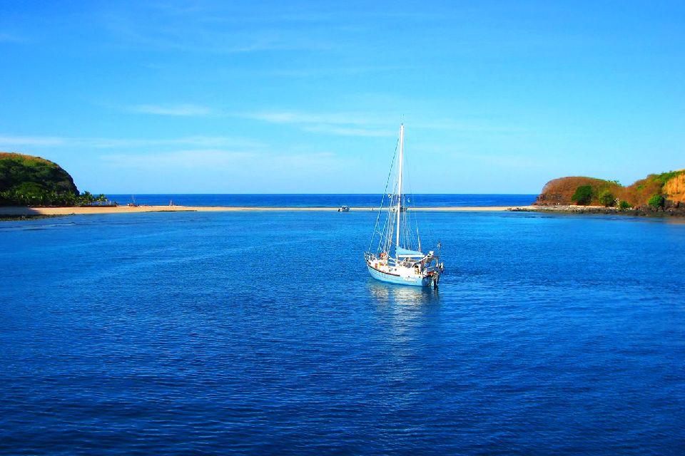 Les îles Yasawa et Mamanuca , Voile aux Fidji , Fidji