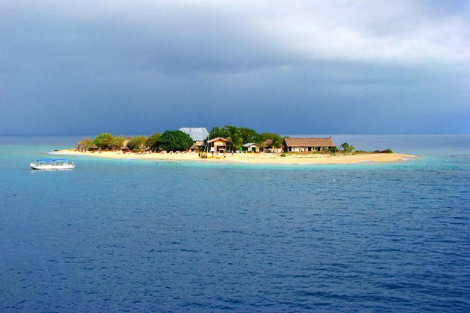 Les îles Yasawa et Mamanuca , Séjour aux Mamanuca , Fidji