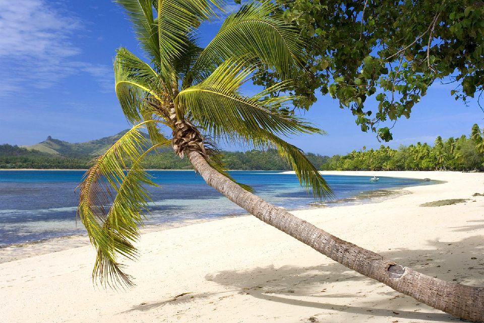 Les îles Yasawa et Mamanuca , Plage des îles Yasawa , Fidji