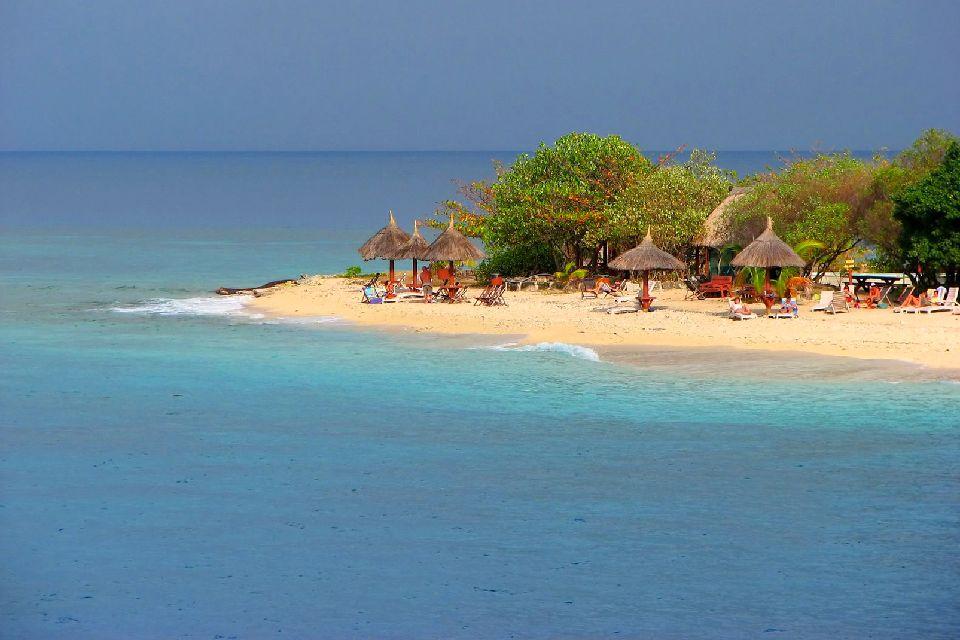 Les îles Yasawa et Mamanuca , Plage des îles Mamanuca , Fidji