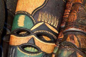 La culture vaudou , Bénin
