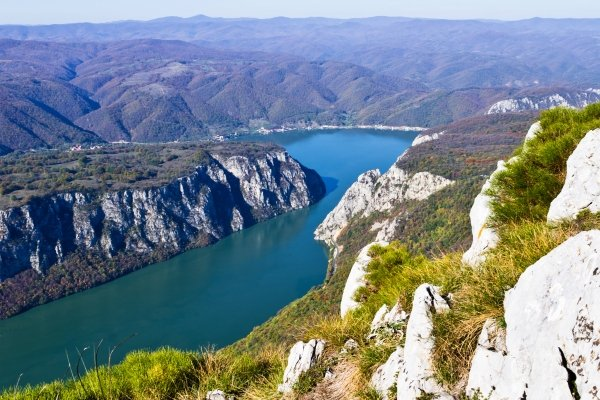 The Danube , The Serbian banks of the Danube , Serbia
