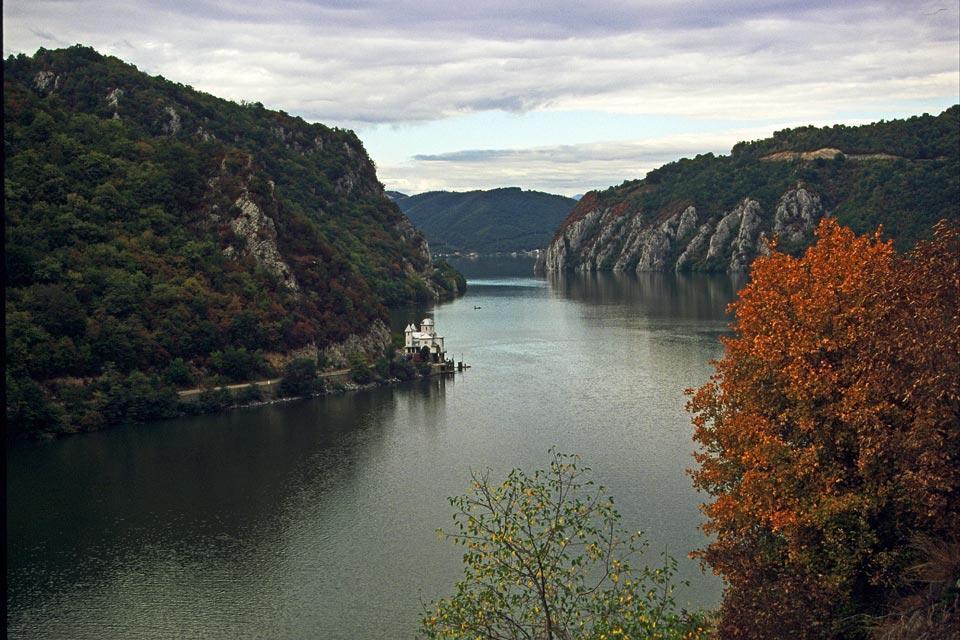 Il Danubio , Serbia