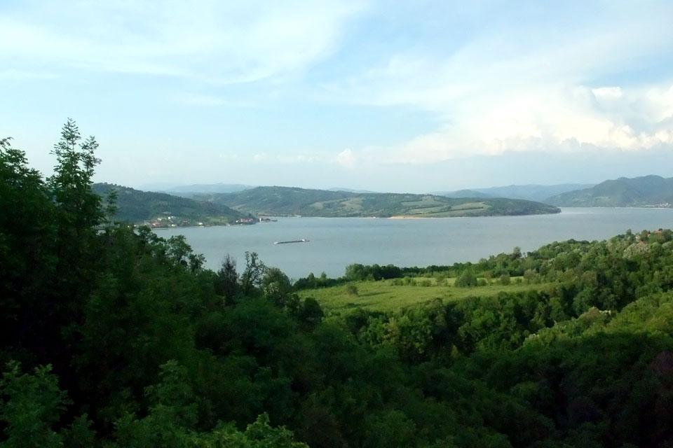 Il Danubio , Le Porte di Ferro , Serbia