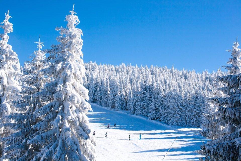 , Le montagne, I paesaggi, Serbia