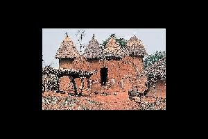 El país Somba , Benín