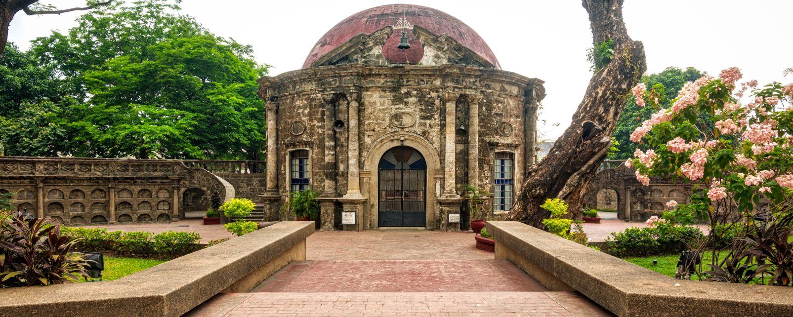 Les monuments, Philippines, asie, église, culte, christianisme, religion, catholique, saint-pancras, manille