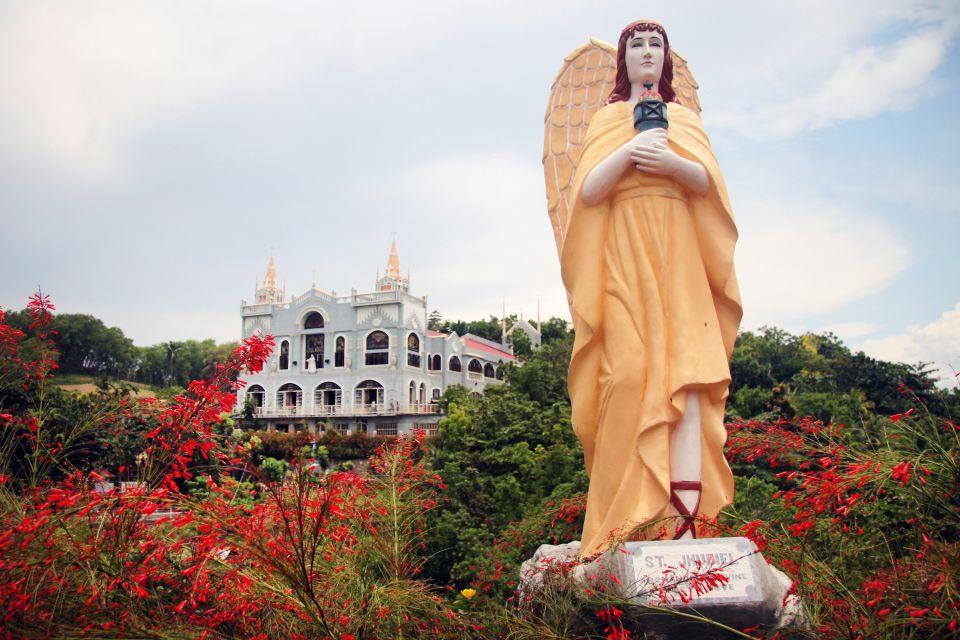 Le chiese barocche, Le chiese, I monumenti, Filippine